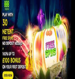 888 Casino Slot Free Spins